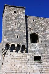 Eckturm der Festung
