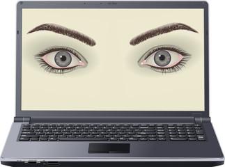 laptop looks