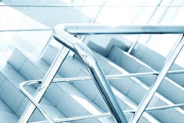 Ladder aperture in a building