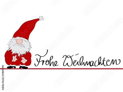 frohe weihnachten karte stockfotos und lizenzfreie vektoren auf bild 34843900. Black Bedroom Furniture Sets. Home Design Ideas