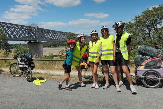 Descendre la Loire en vélo