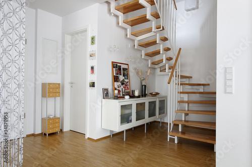 wohnzimmer Treppen ansicht\