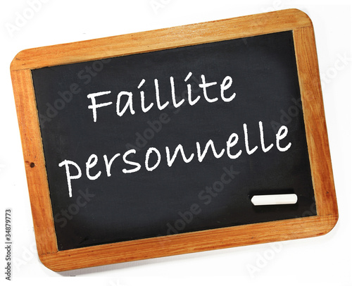 """faillite personnelle"" photo libre de droits sur la banque ..."