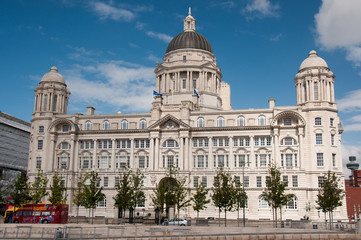 Port of Liverpool Building