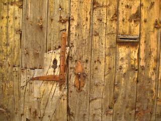 Antigua puerta