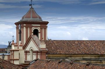 iglesia, catedral, edificio religioso, tejado