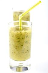 Petite soupe foride de concombre