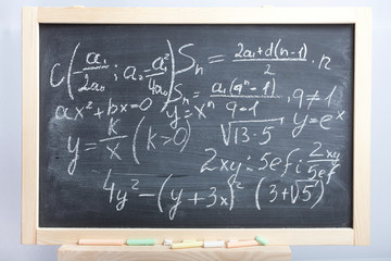 equations and formulas