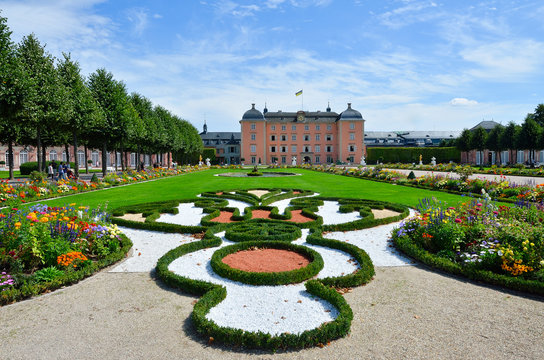 Schlosspark Schwetzingen