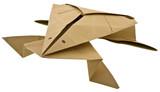 Grenouille origami pliage papier photo libre de droits sur la banque d 39 images - Origami grenouille sauteuse pdf ...