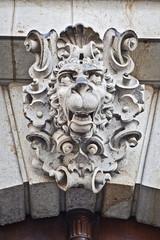 Face sculpture Dresden
