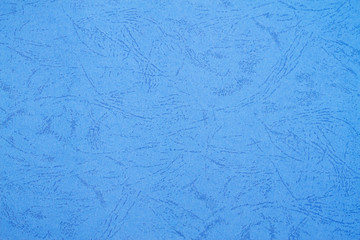 Blue background cardstock texture
