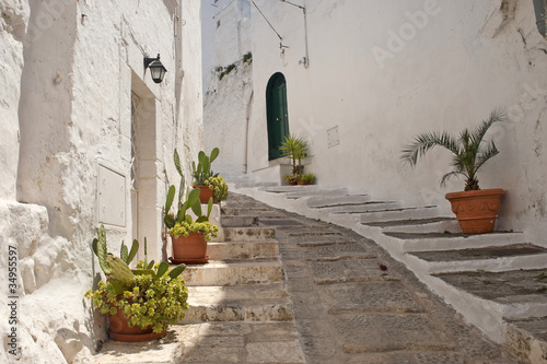 Sale of the restaurant by the sea in Ostuni