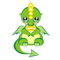 pretty dragon baby