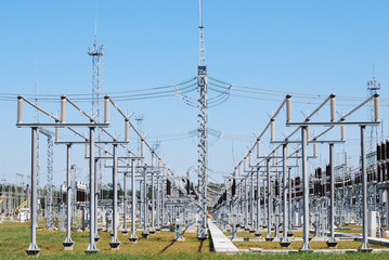 Type on the open switching center of electrical substation