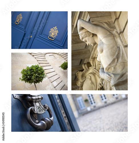 Immobilier luxe prestige maison immeuble vente photo libre de droits sur la banque d for Immobilier luxe prestige
