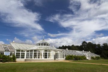 Chiswick Park Greenhouse