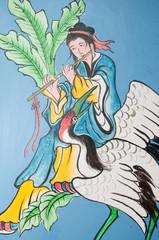chinese drawing art