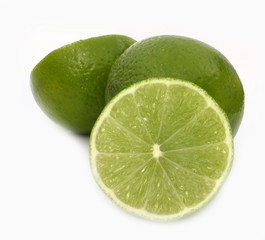 Isolated fruits - Lime