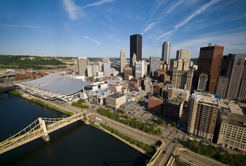 Aerial Pittsburgh