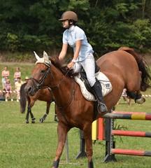 femme et cheval