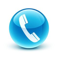 icône téléphone / phone icon