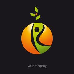logo, logo sport, logo forme, logo santé, logo bien-être