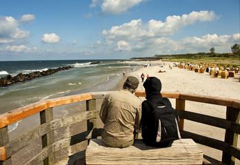 Ostsee bei Wustrow/Darß