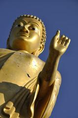 Outdoor Statue Thailand Big Stand Buddha
