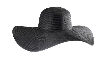 Damenhut schwarz