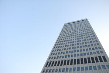 Lone building