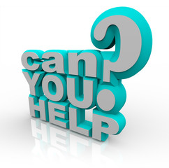 Can You Help Plea for Financial Volunteer Support