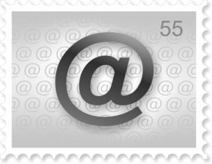 Briefmarke 1a