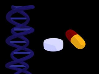 Dna & Pills