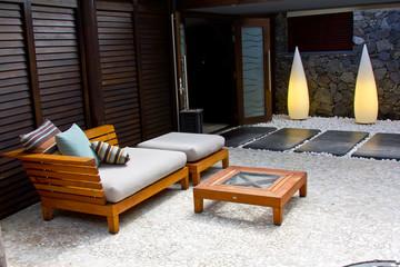 patio extèrieur