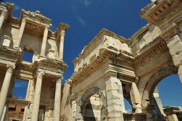 EPHESUS, RUINAS GRIEGAS, TURQUIA, GRECIA
