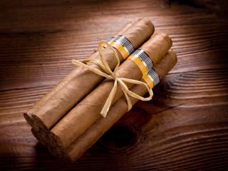 group of cuban cigar