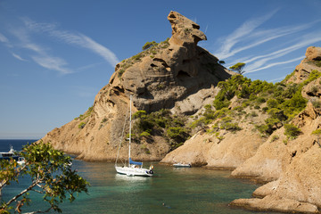 French Riveria - Calanques