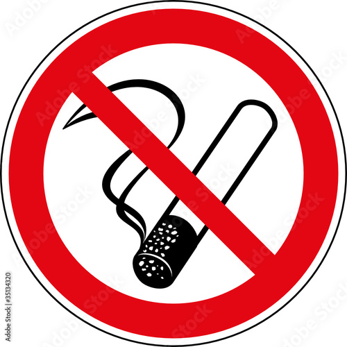 verbotsschild rauchen verboten zeichen symbol schild. Black Bedroom Furniture Sets. Home Design Ideas