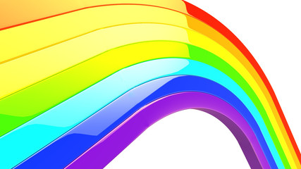 3d Rainbow