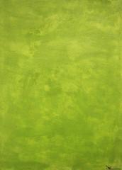 abstract art - green field