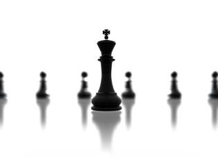 Leadership concept image