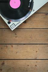 Turntable-Rocker