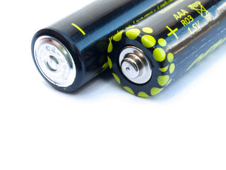 Two AAA batteries