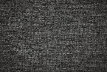 Dark grey Fabric background