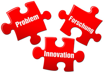 puzzle problem forschung innovation