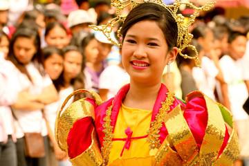 Tribal Queen of Buyogan Festival
