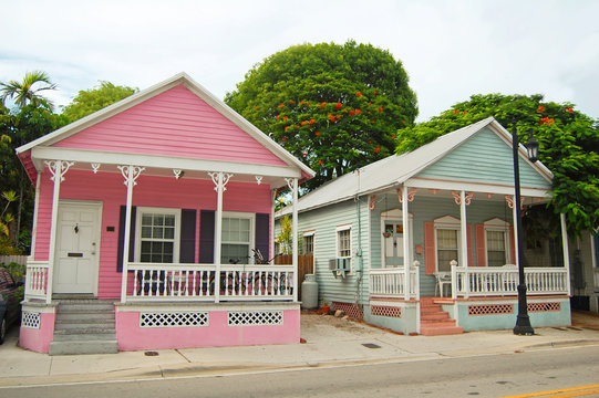 conch houses