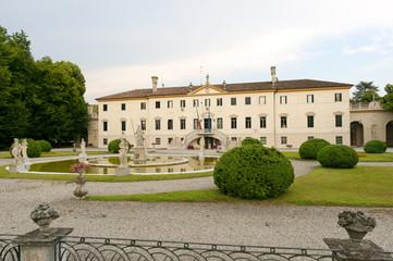 Treviso (Veneto, Italy) - Ancient villa and park