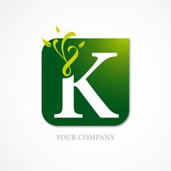 logo k, business logo